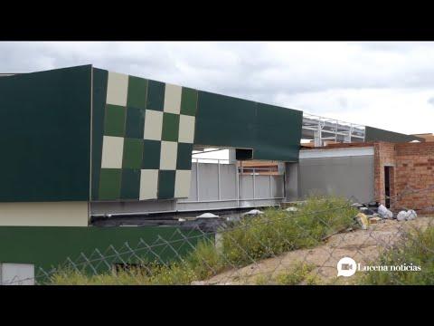 VÍDEO: Las obras del nuevo Pabellón Cubierto de la zona oeste podrían concluir en junio