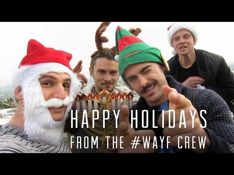 Happy Holidays from #WAYF