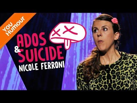 NICOLE FERRONI - Ados et suicide