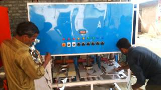 ONLINE BOOK NOW JUST RS 10.000 ON SILVER PAPER PLATE MAKING MACHINE URGENT SELLING IN RANCHI