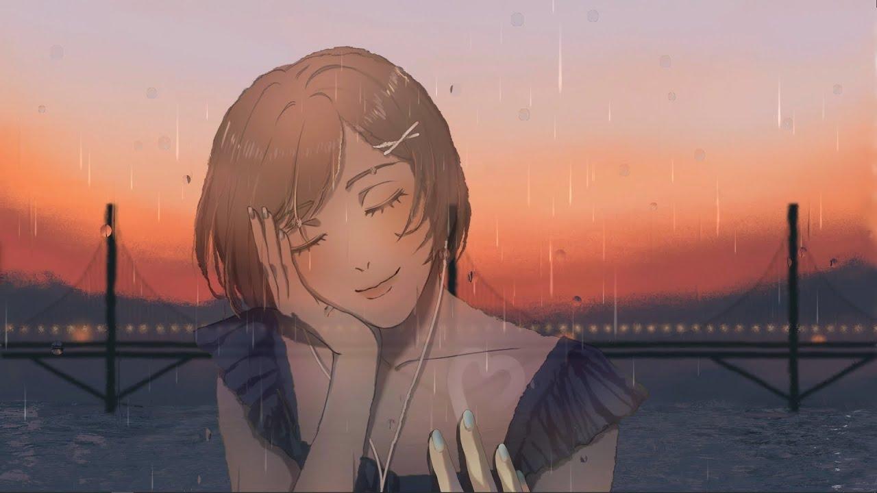 Relaxing Sleep Music with Rain Sounds - Meditation Music, Beautiful Relaxing Music, Sleep Instantly
