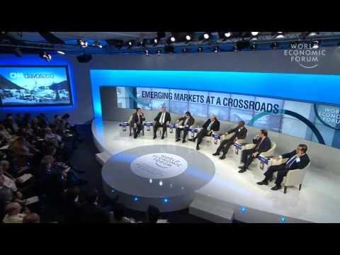 Davos 2013 - (CNN) Emerging Economies at a Crossroads
