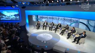 Davos 2013 - (CNN) Emerging Economies at a Crossroads