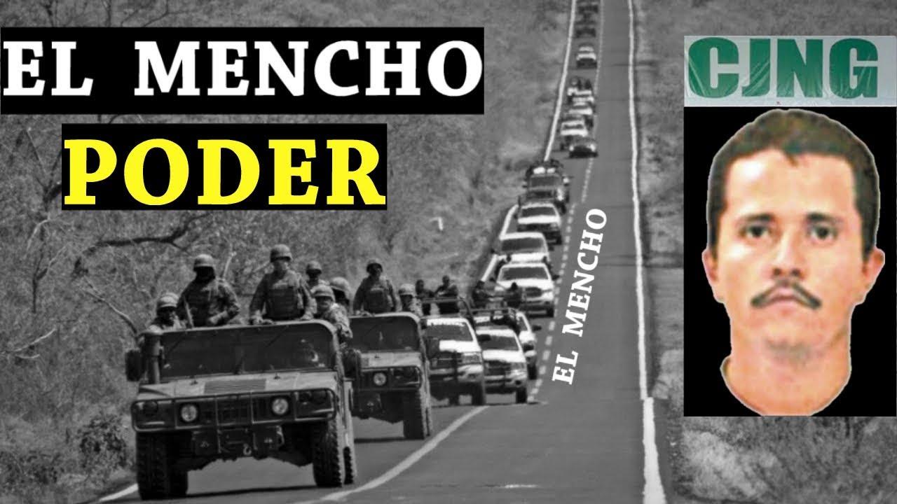 El Mencho — Poder Ofensivo Cartel Jalisco Nueva Generación 2019 'CJNG'