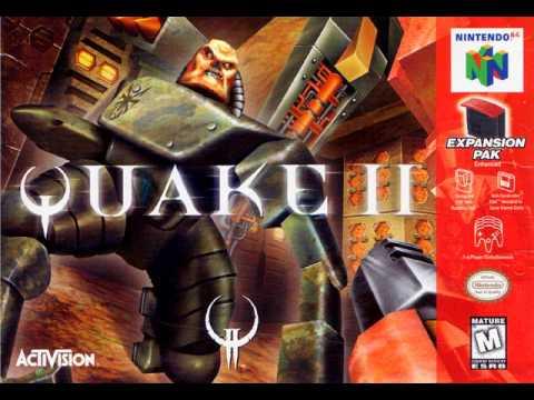 Quake II - 01(16) - Main Menu