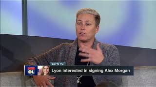 Abby Wambach  Alex Morgan could face hard decision on future