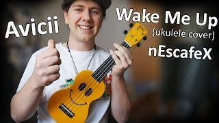 Avicii - Wake Me Up (UKULELE COVER)