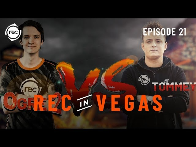 REC In Vegas Ep. 21 - Battle of the Toms