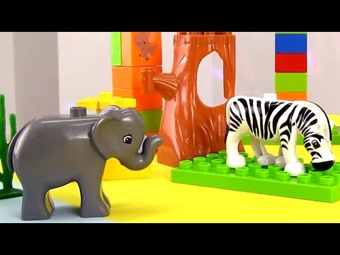 Машины сказки. Логопедические занятия для малышей. Животные Африки