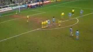 [80/81] Manchester City v Norwich City, FAC4, Jan 24th 1981