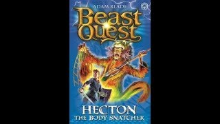 Beast Quest Reviews Series 8 - Hecton The Body Snatcher