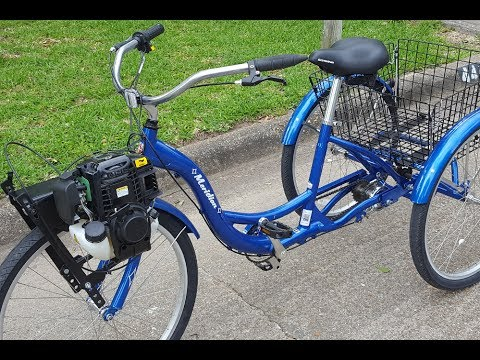 Important and motors for three wheel adult trike opinion