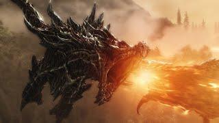Skyrim - Top 10 Dragons (AFTER DLC)