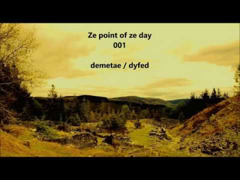 (learning Welsh) DYFED // ze point of ze day 001