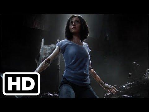 Alita: Battle Angel - Live Action Trailer #1