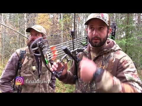 Moose Hunt In Alberta, Canada With Hunt Rogue