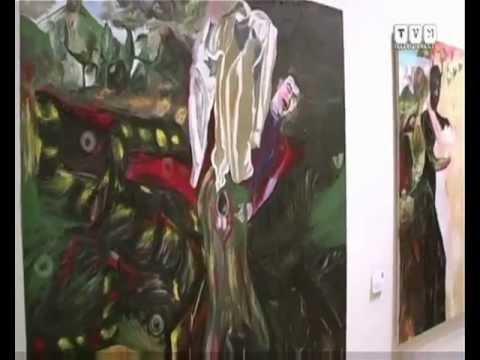 """ACHILLE BONITO OLIVA presenta """"Transavanguardia"""" a Palazzo Reale, Milano"""
