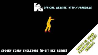 Spooky Scary Skeletons (8-Bit NES Remix)