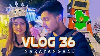 Bangladesh Narayanganj | VLOG 36 | TAWHID AFRIDI | Bangla New Video 2017