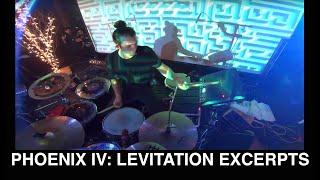 Phoenix IV: Levitation Excerpts by Night Verses (Drum Cam)