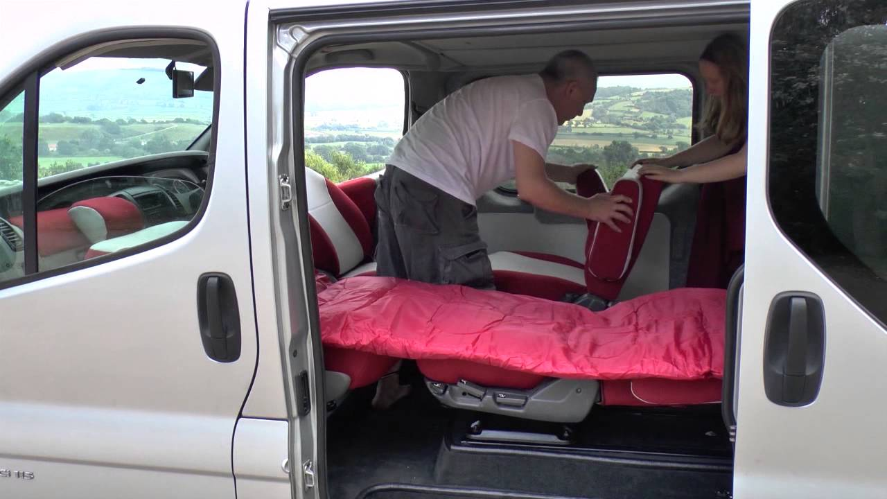 nissan campervan youtube. Black Bedroom Furniture Sets. Home Design Ideas
