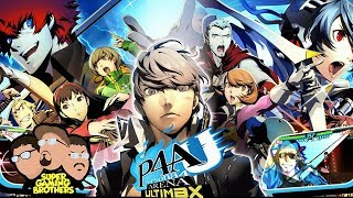 SGB Play Smackdown Sunday: Persona 4 Arena Ultimax