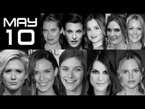 May 10  ♉  Famous   BirthDays Celebrities