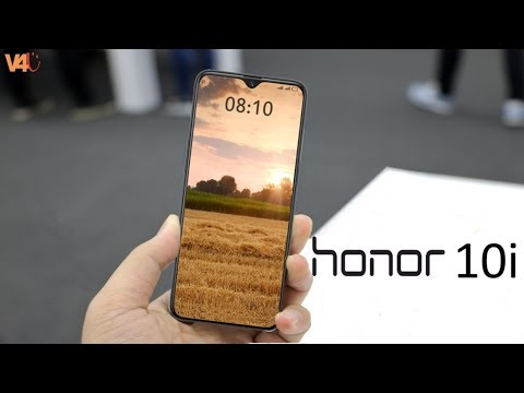 Honor 10i Price, Release Date, Features, First Look, Specs, Leaks, Camera, Launch, Trailer, Concept