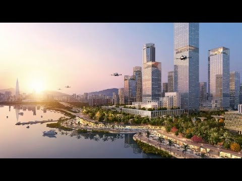 【中国】深圳 経済特区への旅 Shenzhen China special economic zone