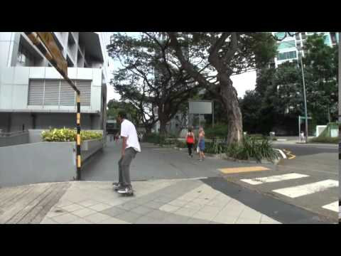 Jordan Ng (Singapore) - Skate 1