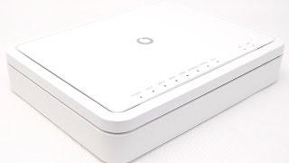 configuration routeur vodafone ad1018 Maroc telecom