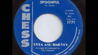 Etta James & harvey Fuqua Spoonful
