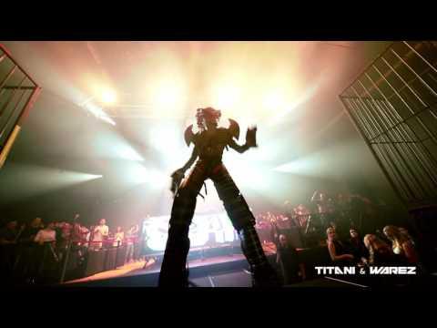 TITANI & WAREZ Icona Robot - Alcatraz Milano