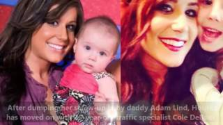 Teen mom stars then and now