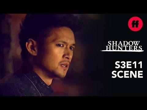 Shadowhunters Season 3, Episode 11   Magnus Feels Vulnerable   Freeform