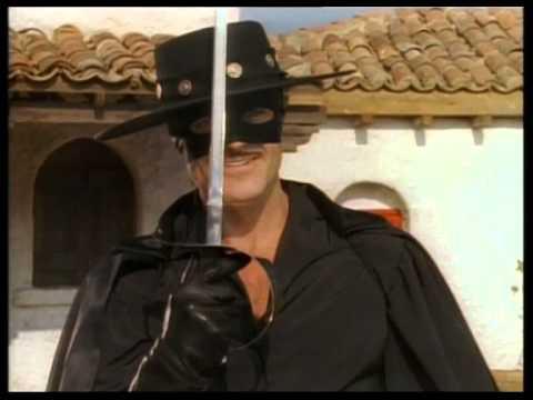 Les Nouvelles Aventures De Zorro - Générique De Début - Saison 1 (VF)