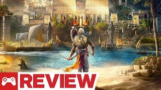 Assassin's Creed Origins Review (Video Game Video Review)