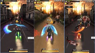 Death Moto 2 Gameplay In Android -Android Gaming Factory screenshot 5