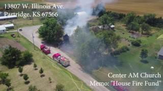 House Fire: Dwight Miller Family