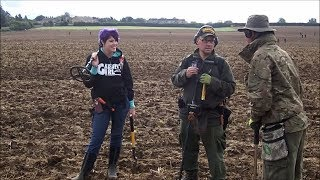 Detectival 2017: Metal Detecting Day Two-n-Three