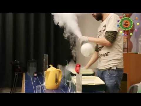 Научное Шоу Ньютона для детей и взрослых - удивительное