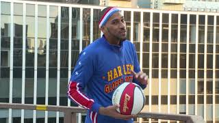 Madison Square Garden Roof Shot | Harlem Globetrotters