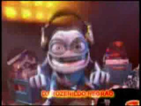 Rana Loca Crazy Frog DJ