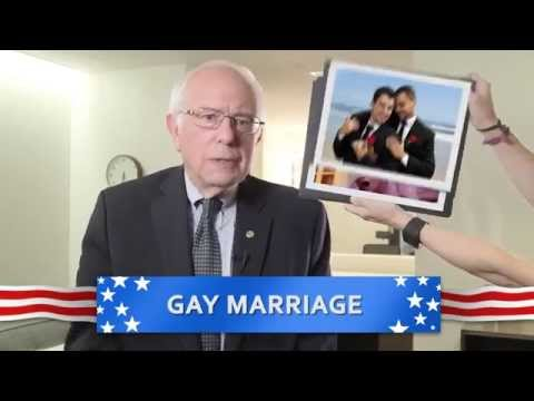 [Poetry] Bernie Sanders On The REAL Issues