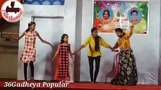 Gambar cover Bole Chudiyan l Dance   Kabhi khushi kabhi Gham   Kajal   Anjali   Surabhi &khushbu/36Gadheya Popula