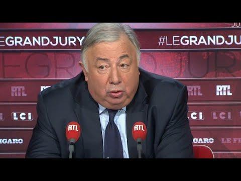 """Gérard Larcher est l'invité du """"Grand Jury"""""""
