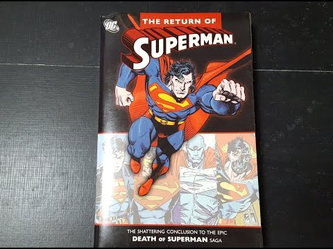 Review as Read 41: The Return of Superman