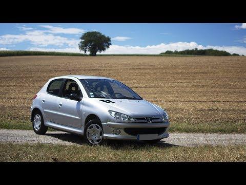 10 ans après : Essai de la Peugeot 206 1.4 HDi 2007 streaming vf