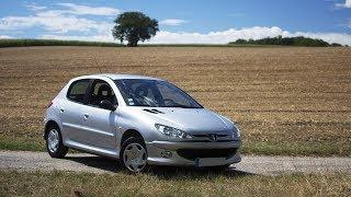 10 ans après : Essai de la Peugeot 206 1.4 HDi 2007