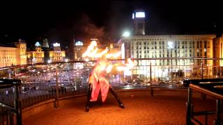 Promo Fire Show Татьяна Литвинова